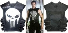 Thomas Jane Punisher Tactical Black Faux Leather Vest  https://www.amazon.com/Thomas-Punisher-Tactical-Synthetic-Leather/dp/B06XJ2RVD9  If you want a costume for an attire gathering or fundamentally just what you want for unplanned occasions, there's no need to aspect more, as we have Thomas Jane Punisher Tactical Black Vest. This Vest is certainly stimulated from the film The Punisher. The Thomas Jane Punisher Black Leather Vest is made up of Synthetic Leather with an inward lining of…