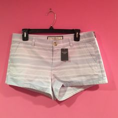 "NWT Abercrombie and Fitch shorts Brand new.  Size 8 29"" waist Abercrombie & Fitch Shorts"