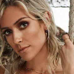 Get to the point with these refined earrings. Uncommon James by Kristin Cavallari. Nose Bridge Piercing, Upper Lip Piercing, Men's Piercings, Dermal Piercing, Kristin Cavallari, Victoria Dress, Gorgeous Makeup, Silver Man, Trendy Hairstyles