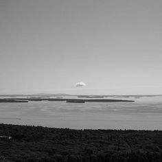 """""""I felt that this lonely cloud should be shared and remembered.  #exploring #Maine #myMaine #wandering #exploreusa #exploreMaine #exploreAmerica #summer #August #bnw #blackandwhite #daylight #cloud #nature #lookingout #minimal #minimalism #minimalist #minimalzine #minimalistic #minimalism_world #minimalismo #minimalista #minimal_shots"""" Photo taken by @ndoocy on Instagram, pinned via the InstaPin iOS App! http://www.instapinapp.com (09/03/2015)"""