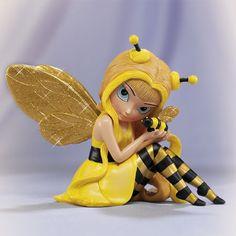 Busy as A Bee Jasmine Becket Griffith Fairy Figurine Bradford Exchange | eBay