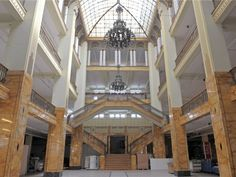 """The Görlitzer Warenhaus building – The set for """"The Grand Budapest Hotel"""""""