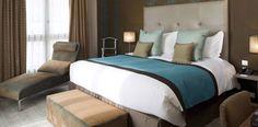 Suite avec lit king size à l'Hotel Pullman Château de Versailles | France  #France #Versailles #Hotel #Chambre #Bedroom