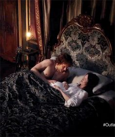 Jamie, Claire and a future Fraser