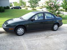 had a Saturn 2 door and gave to little sister @Megan Engel and also had a Saturn wagon by fare the best little cars ever