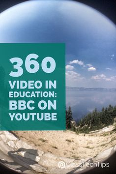 Looking for a clip to send home to students or want to connect a video link for a QR code scavenger hunt? Educational 360 videos are worth exploring!