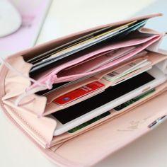 grosse geldbörsen mit platz für handy