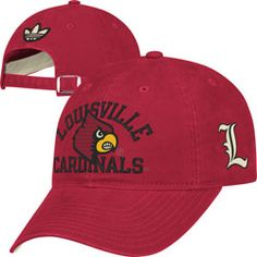 Louisville Cardinals adidas Red Homecoming Slouch Adjustable Hat $19.99 http://shop.uoflsports.com/Louisville-Cardinals-adidas-Red-Homecoming-Slouch-Adjustable-Hat-_563684190_PD.html?social=pinterest_pfid27-15051