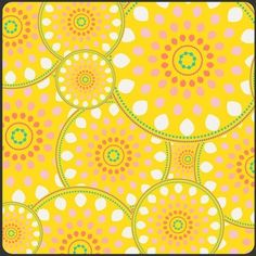 Pat Bravo Sugar Flashy Wheels Art Gallery Fabrics by A2Freshprints, $8.50