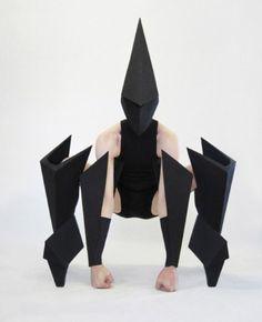 Gareth Pugh for 'Carbon Life' - Ballet Couture