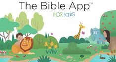 Free Bible App for Kids - from YouVersion