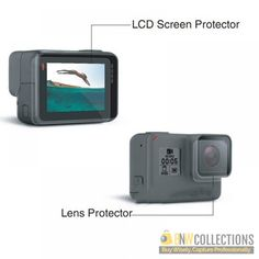 Buy Screen Protector For Gopro Hero 5 At Rs.450 Including >> Lens And Screen Protector, Alcohol wipes, Cleaning cloth Cash on Delivery In All Over Pakistan, Hassle FREE To Returns Contact # (+92) 03-111-111-269 (BnW) #BnWCollections #Screen #Protector #Gopro #Hero_5