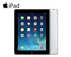 Dagaanbieding: €209,95 ipv €499,95 - Apple iPad 2 64GB Refurbished; Overal en altijd alles bij de hand!