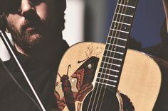 All for the love of music. Seth Avett <3