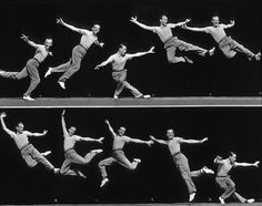 FRED ASTAIRE flying