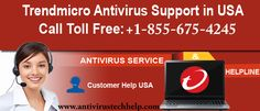 Trend Micro offers the best support for pc or laptops from antivirus or internet security. We are providing malware prevention programming to secure computer from virus. Our professionals provide various ranges of micro items for customers to get right protection from malware. Trend Micro Support Phone Number helps to get instant service from our experts