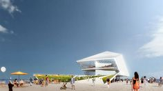 Roger Partners and ASD picked to give St. Petersburg, Florida an exciting new public pier!