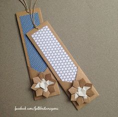 And 2 More Ways to Make… Origami Cards, Origami And Kirigami, Origami Paper, Bookmark Craft, Origami Bookmark, Origami Tutorial, Origami Envelope Easy, Marque Page Origami, Homemade Bookmarks