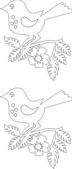 sablona-c Quilling Patterns, Craft Patterns, Colouring Pics, Coloring Books, New Year Printables, Paper Cutting Patterns, Christmas Stencils, Paper Birds, Quilling Cards