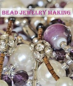 Bead Jewelry Making, Tips for Designing Beaded Jewelry