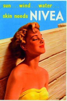 Aus Liebe zu deiner Haut!   De l'amour pour votre peau! #NIVEA #sun #wind