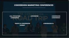 Top 5 Digital Marketing Conferences on Conversion Marketing