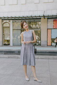 Tricia Gosingtian, Corporate Attire, Korean Street Fashion, Everyday Dresses, Japan Fashion, Korean Outfits, Classic Outfits, Modest Dresses, Fashion Outfits