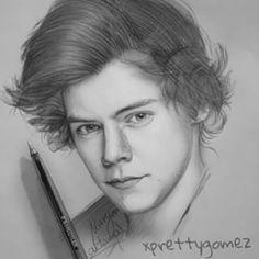one direction fan art drawings - Google Search