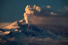 vulcano Shiveluch