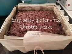 Here's my easy peasy gluten-free Christmas cake recipe. Here's my easy peasy gluten-free Christmas cake recipe. Gf Cake Recipe, Cake Recipes, Gf Recipes, Vegan Christmas, Christmas Baking, Christmas Cakes, Christmas Decorations, Gluten Free Christmas Recipes, Easy Christmas Cake Recipe