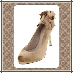 ⚡️⚡️FLASH SALE ONE HOUR ONLY NO OTHER DISCOUNT⚡️⚡️ Was $69 FLASH SALE ONE HOUR ONLY NO OTHER DISCOUNTS OR OFFERS DURING THIS TIME EVEN IF BUNDLED The Essence Menbur Size: 40 SIZE 9 1/2-10 US  Size Origin: EU Color: Metallic Tan Retail: $151.95 Condition: New without box. Heels Collection: The Essence Menbur Heel Height: 4 1/4 Inches Platform Height: 3/4 Inches Closure: Slip On Material: Fabric/Synthetic Closure: Slip On Material: Fabric/Synthetic Fabric Type: Satin Specialty: Bow-Back The…