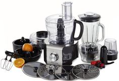 AWESOME Andrew James Multifunctional Food Processor