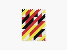 Portuguese graphic design studio MAAN doesn't think so either. Their series of World Cup stamps are an abstract tribute to the game, without...