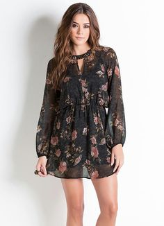 Vestido Colcci (Floral)
