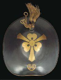 A Jingasa (war hat), Edo Period