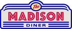 The Madison Diner Logo