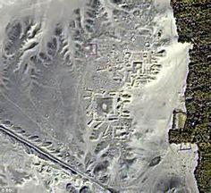 Underground Pyramid found in Bolivia - Bing Images