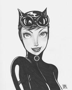 Catwoman - Cameron Mark