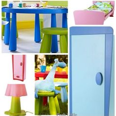 Delicieux Super Cute Chubby, Misshapen Furniture Perfect For A Dr. Seuss Nursery!  (from