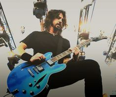 Rock and Grohl!