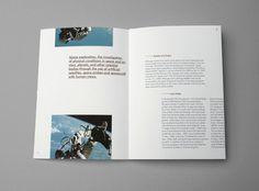 fold out booklet design inspiration
