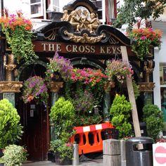 Cross Keys Pub, London