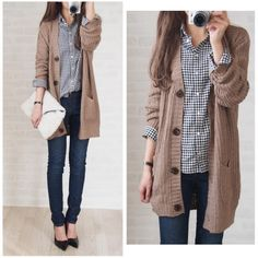 Discover recipes, home ideas, style inspiration and other ideas to try. Style Désinvolte Chic, Style Casual, Mode Style, Casual Chic, Casual Outfits, Japanese Fashion, Korean Fashion, Plus Size Womens Clothing, Clothes For Women