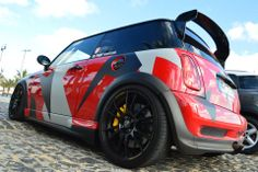 "Ultraleggera 18"" on Mini Cooper S JCW #OZRACING #RACING #ULTRALEGGERA #RIM #WHEEL"