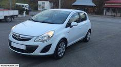 Proprietar, vand Opel  Corsa   (Second hand); Diesel; Euro 5 -  februarie 2013 - Pitesti, Telefon 0759142773, Pret 5499 EUR