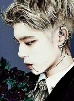 fanart jonghyun... Seriously! Who drew these?! They are so freakin awesome an beautiful