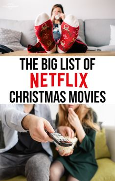 The Big List of Christmas Movies on Netflix! I can't wait to binge watch all the new Netflix holiday movies. The biggest list of all your favorite Christmas movies on Netflix this year. Grab some hot cocoa and popcorn and get comfy! Chrismas Movies, Top Christmas Movies, Xmas Movies, Hallmark Christmas Movies, Christmas Shows, Christmas Fun, Holiday Movies, Christmas Calendar, Christmas Activities