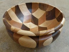 Tumbling bowl
