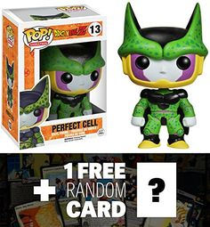 Vinyl Figures, Action Figures, Perfect Cell, Trading Cards, Funko Pop, Dragon Ball, Animation, Free, Amazon