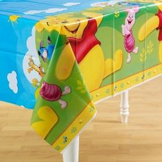 Winnie pooh decorations